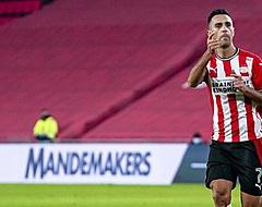 Goal Zahavi spaarzaam hoogtepunt bij PSV-RKC