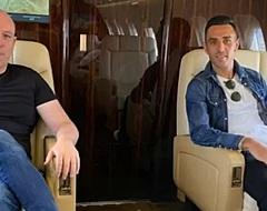 'PSV wil Zahavi en Teze vandaag nog invliegen'