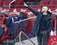 'Rechtvaardige Ten Hag stelt grenzen bij Ajax'