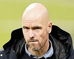 'Ten Hag geeft signaal met Ajax-opstelling'
