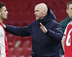 'Ten Hag maakt nieuwe Ajax-verhoudingen duidelijk'