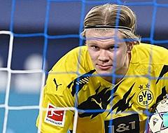'Dortmund noemt voorwaarde voor Haaland-transfer'