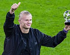 Haaland terug bij Dortmund voor CL-kraker met Ajax