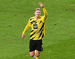 Flinke domper Dortmund: Haaland komt dit jaar niet meer in actie
