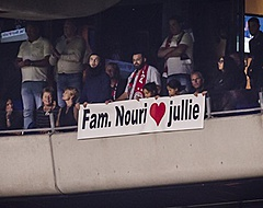 'Familie Nouri eist krankzinnig bedrag van Ajax'