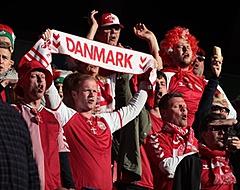 Denemarken-Finland hervat, België-Rusland gaat door