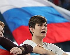 EK: Rusland zegeviert in voor Makkelie loodzwaar duel