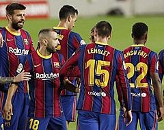 Barcelona laat voetbalwereld sidderen met 'spectaculair nieuws'