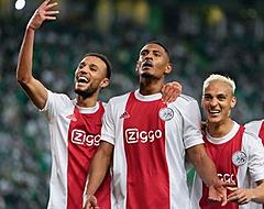 <strong>Ajax met Klaassen, Antony én Berghuis </strong>