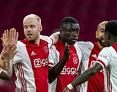 ''De kapstok' was goed bij Ajax, maar wel onrustig'