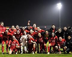 Almere City wint overtuigend eerste duel na ontslag Tobiasen