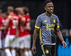 'Was niet wat je verwacht van een Feyenoord-aanvaller'
