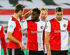 Feyenoord slaat toe in tweede helft en bekert verder