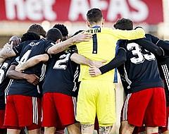 Kijkers AZ-Feyenoord halen uit: 'Heeft-ie in de kroeg gezeten?'