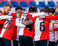 """Kijkers fileren Feyenoorder: """"Doe toch normaal"""""""