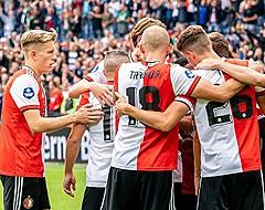 'AZ en Feyenoord gaan transferstrijd aan'