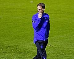 <strong>Frank de Boer ziet Nederlandse topspits schitteren</strong>