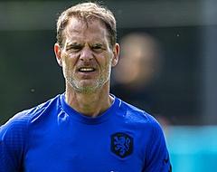"""De Boer reageert: """"Niet leuk voor mijn vrouw"""""""