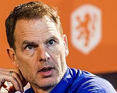 Oranje-fans massaal verrast door actie De Boer