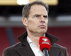 <strong>Frank de Boer onthult voorselectie Nederlands elftal</strong>