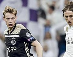 <strong>Ajax heeft nieuwe Frenkie eindelijk binnen</strong>