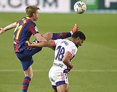 Opstelling Barcelona: 3-5-2 met De Jong én Dest