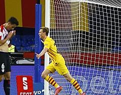 Frenkie en Messi bezorgen Koeman Copa del Rey