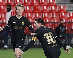 De Jong steelt de show: 'Deze Frenkie is completer dan die van Ajax'