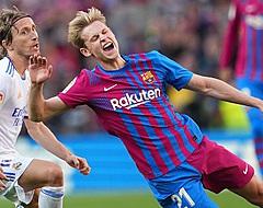 'Frenkie de Jong-alarm bij FC Barcelona'
