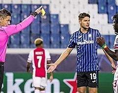 Dreun voor Atalanta richting Ajax-uit: steunpilaar test positief op corona