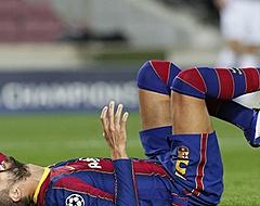 'Koeman en Piqué nemen verrassende beslissing na blessure'