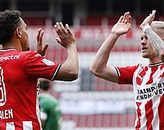 PSV heeft voorronde CL-ticket binnen dankzij misstap AZ