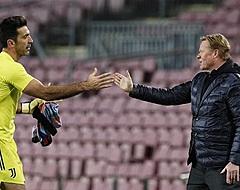 'Buffon verrast met transfer naar FC Barcelona'