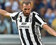 'Mogelijk sensationele transfer naar Engeland voor Chiellini'