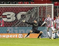 Puntendeling bij FC Twente tegen Willem II