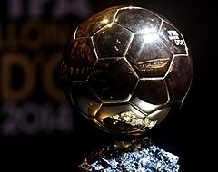 'Gelekte foto: dit is de winnaar van de gouden bal'