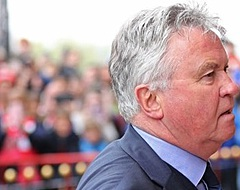 Kluivert vervangt Hiddink tijdelijk vanwege corona
