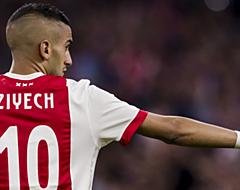 'Club meldt zich in januari al bij Ajax voor Ziyech'