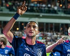 'Ajax geeft duidelijke Ziyech-boodschap af'