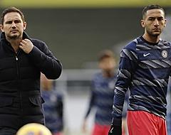 """Lampard verdedigt zich voor Ziyech: """"Brengt iets anders"""""""