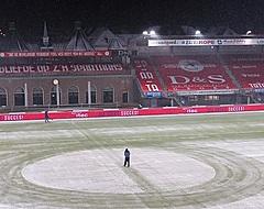 KNVB zorgt voor verbazing tijdens Sparta-PSV