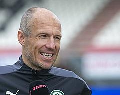 """""""Hopen allemaal stiekem dat Robben nog even doorgaat"""""""