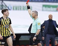Vitessenaar mist Feyenoord-uit door charge tegen Ajax