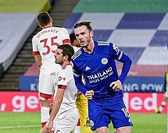 Leicester tweede in Engeland, PSG pakt Franse koppositie