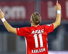 Karlsson opent score in de Kuip na uitglijder Senesi (🎥)