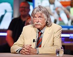 Johan Derksen opnieuw beschuldigd van racisme