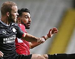 Gehavend PSV boekt dankzij Malen zege in extremis