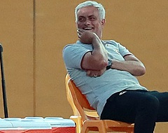 Mourinho fileert B-team Roma na historische zeperd