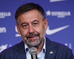 'Bartomeu buigt en stapt tóch op bij Barça'