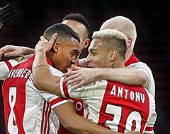 """Ajax-duo krijgt volle laag: """"Hij raakt geen pepernoot"""""""
